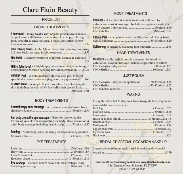 clarefluinbeauty-weddings-makeup-treatments